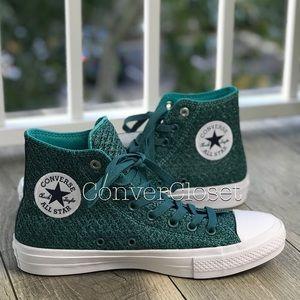 Converse Shoes - NWT Converse Ctas II Aegean Aqua WMNS